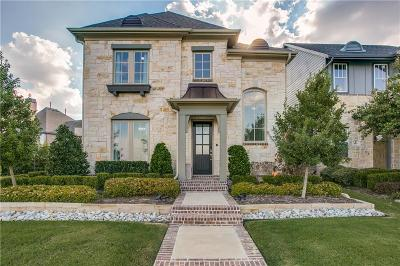Allen Single Family Home For Sale: 901 Kennedy Drive