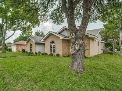 Fort Worth Single Family Home For Sale: 7500 Marlborough Drive W