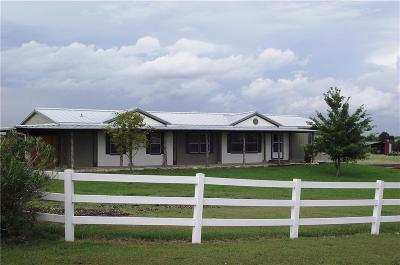 Single Family Home For Sale: 6247 Fm 2728