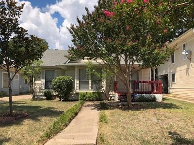 Dallas Single Family Home For Sale: 5631 Victor Street
