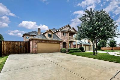 Little Elm Single Family Home For Sale: 2621 Choctaw Court