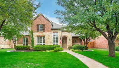 Frisco Single Family Home Active Option Contract: 11652 Avondale Drive