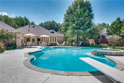 Southlake Single Family Home For Sale: 902 Mission Drive