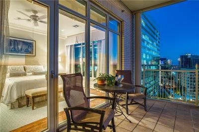 Dallas Condo For Sale: 2525 N Pearl Street #1504
