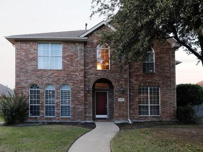 Rowlett Single Family Home For Sale: 2705 Roughleaf Lane