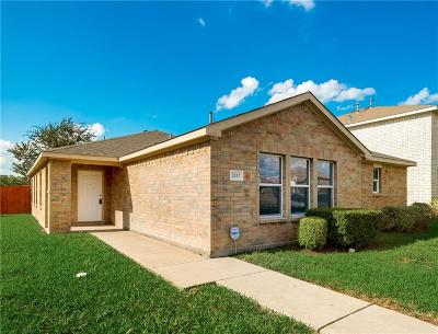 Mesquite Single Family Home For Sale: 2117 Lone Pecan Drive