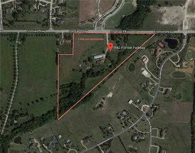 Prosper Farm & Ranch For Sale: 2662 E Frontier Parkway