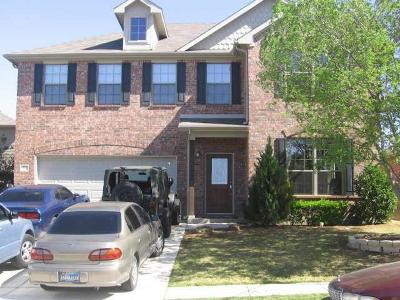 Fort Worth Single Family Home For Sale: 12617 Viewpoint Lane
