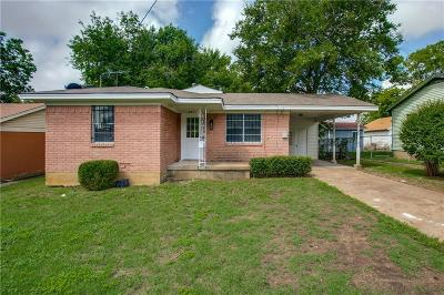 Dallas Single Family Home For Sale: 4513 Idaho Avenue
