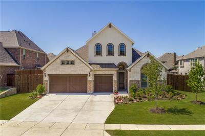 Prosper Single Family Home For Sale: 2110 Arbol Way