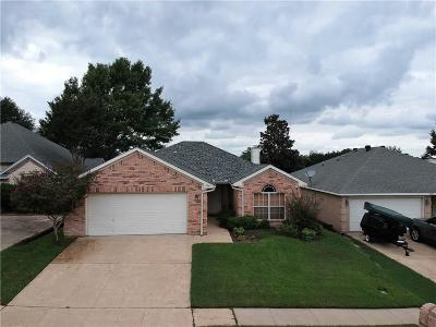Arlington TX Single Family Home For Sale: $199,000