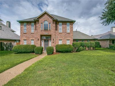 Plano Single Family Home For Sale: 3621 Racquet Court