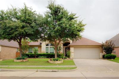 Grand Prairie Single Family Home For Sale: 5931 Ivy Glen Drive