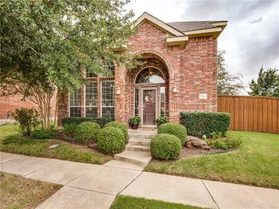 McKinney Single Family Home For Sale: 7821 Latigo Trail