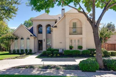 Flower Mound Single Family Home Active Option Contract: 3605 Wise Lane