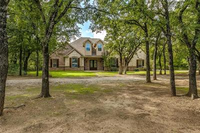 Weatherford Single Family Home For Sale: 649 E Canyon Creek Lane