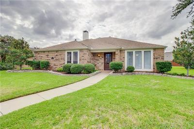 Garland Single Family Home Active Contingent: 2213 Country Valley Road