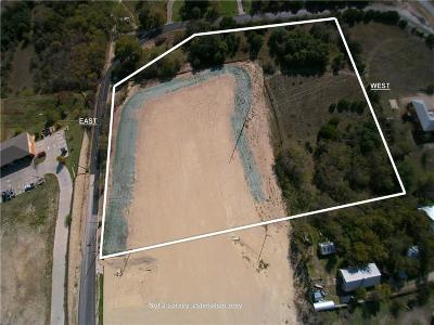 Parker County Commercial Lots & Land For Sale: 112 Cleburne Avenue