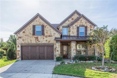 Denton Single Family Home Active Option Contract: 3548 Tuscan Hills Circle