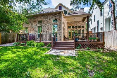 Single Family Home Active Contingent: 7323 Coronado Avenue