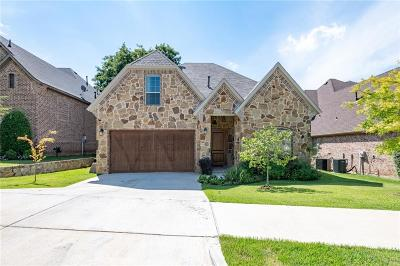 Denton Single Family Home For Sale: 304 Thistle Ridge