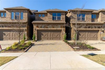 Plano TX Townhouse For Sale: $399,000