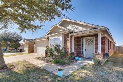 Arlington Single Family Home For Sale: 603 Tabasco Trail