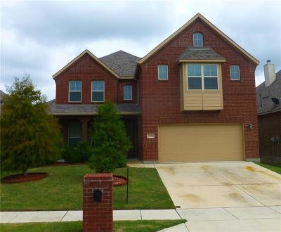 Fort Worth Single Family Home For Sale: 8608 Tribute Lane