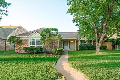 Lewisville Single Family Home For Sale: 1315 Robincreek Cove