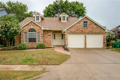 Lewisville Single Family Home For Sale: 2041 Wanderlust Drive