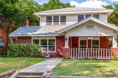Oak Cliff Annex, Oak Cliff Anx Add, Oak Cliff Estates, Oak Cliff Gardens, Oak Cliff Original, Oak Cliff Original Town Of Single Family Home For Sale: 1311 Kings Highway