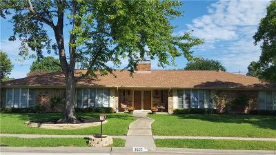 Plano Single Family Home For Sale: 3605 Sandia Drive