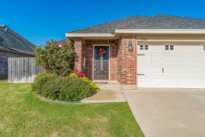 Abilene Single Family Home For Sale: 7702 Venice Drive