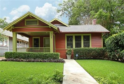 Single Family Home For Sale: 113 S Clinton Avenue