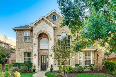 Frisco Single Family Home Active Kick Out: 2209 Fox Ridge Trail