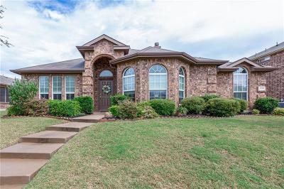 Rockwall Single Family Home For Sale: 1186 Waters Edge Drive