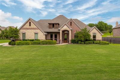 Tarrant County Single Family Home For Sale: 121 Silver Hill Court