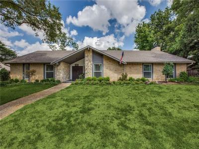 Single Family Home For Sale: 4215 Shady Bend Drive