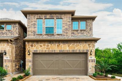 Plano TX Townhouse For Sale: $409,000