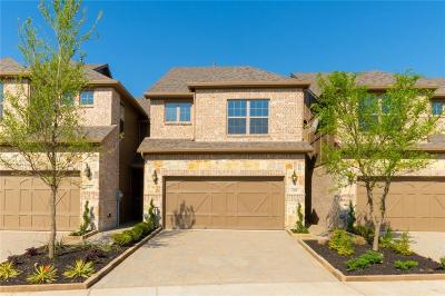 Plano TX Townhouse For Sale: $400,000