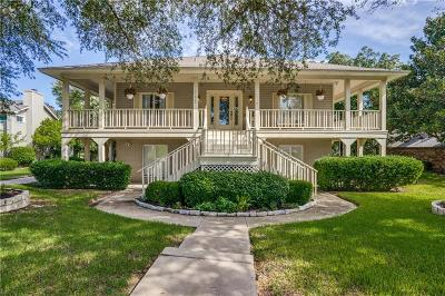 Fort Worth Single Family Home For Sale: 11620 Wind Creek Court