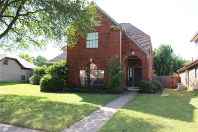 Mesquite Single Family Home For Sale: 2424 Heatherdale Drive