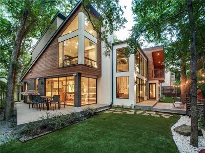 Dallas County Single Family Home For Sale: 10720 Meadowcliff Lane