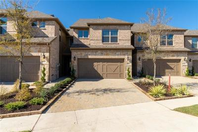 Plano TX Townhouse For Sale: $419,000