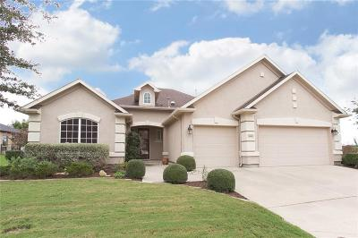 Denton TX Single Family Home Active Contingent: $385,000