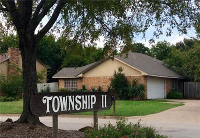 Denton Single Family Home For Sale: 1100 Rio Grande Boulevard