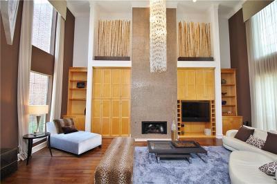 Dallas Single Family Home For Sale: 4332 Gilbert Avenue