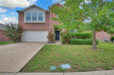 Forney Single Family Home For Sale: 1104 Mount Olive Lane