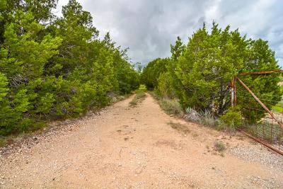Hood County Farm & Ranch Active Option Contract: 12425 Chalk Mountain Highway