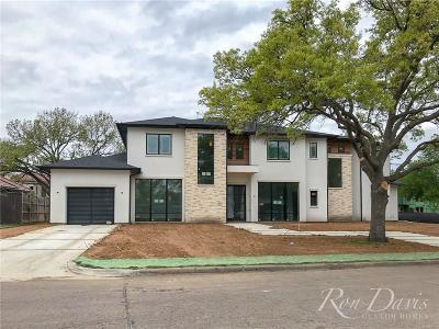 Dallas Single Family Home For Sale: 6429 Azalea Lane